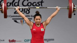 Mirabai Chanu Olympic Qualification Rankings