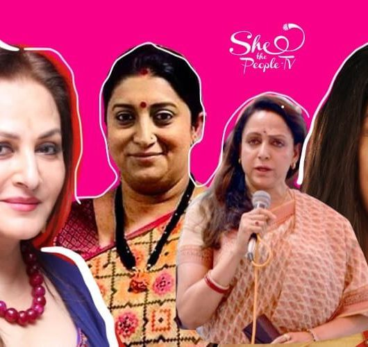 Women Actors Indian Elections