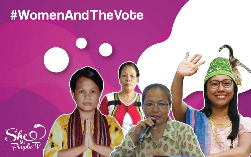 Women Candidates North East