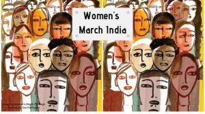 Women's March India