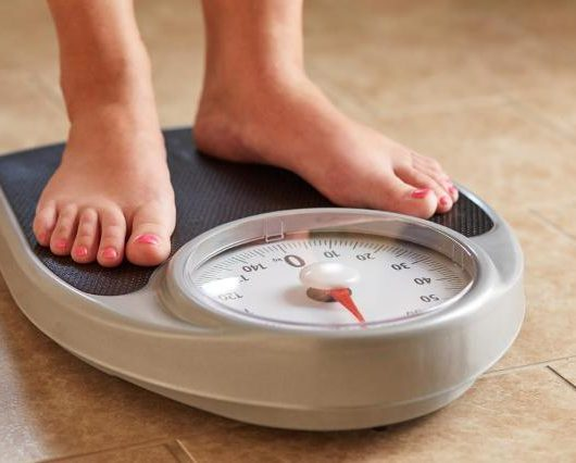 weight gain menopause