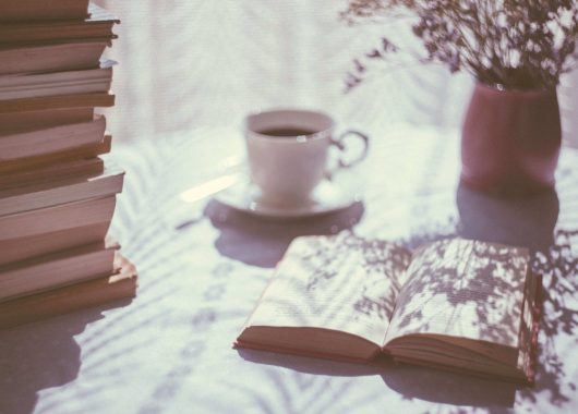 books inspiration mornings