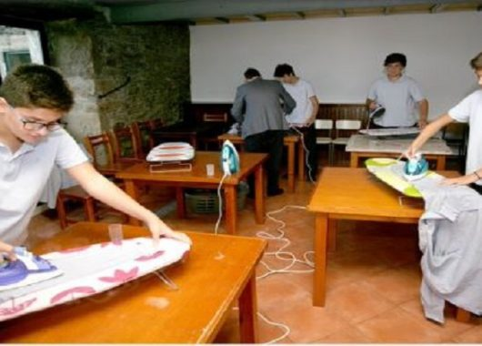 boys-learning-domestic-chores-in-home-economics-class:-about-time