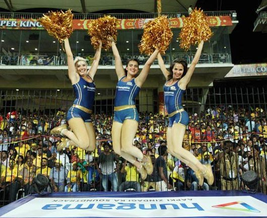 IPL Cheerleaders