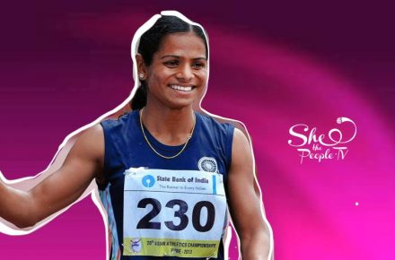 Dutee Chand gold