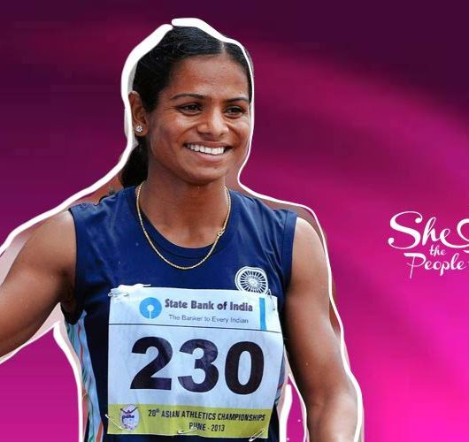 Dutee Chand wins gold