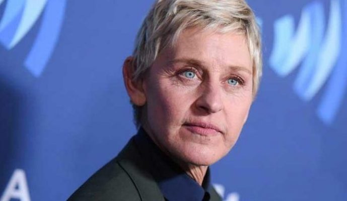 Ellen Addresses Toxic Workplace Allegations