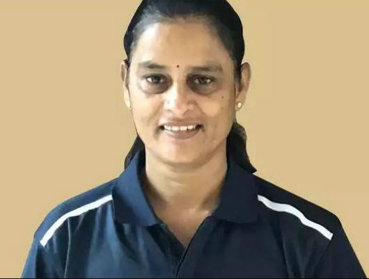 Referee GS Lakshmi