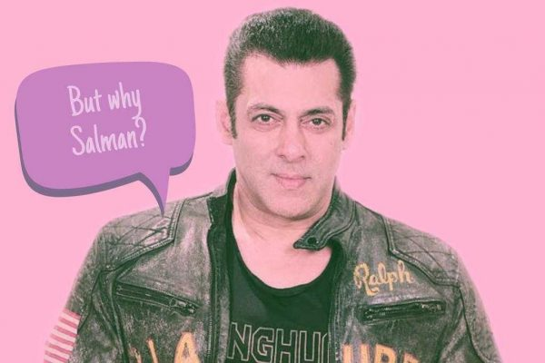 salman khan comment