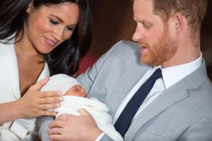 meghan markle new motherhood