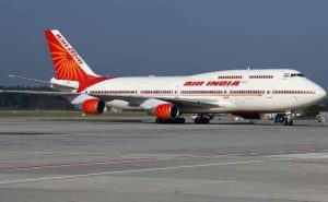 Sexual Harassment Air India