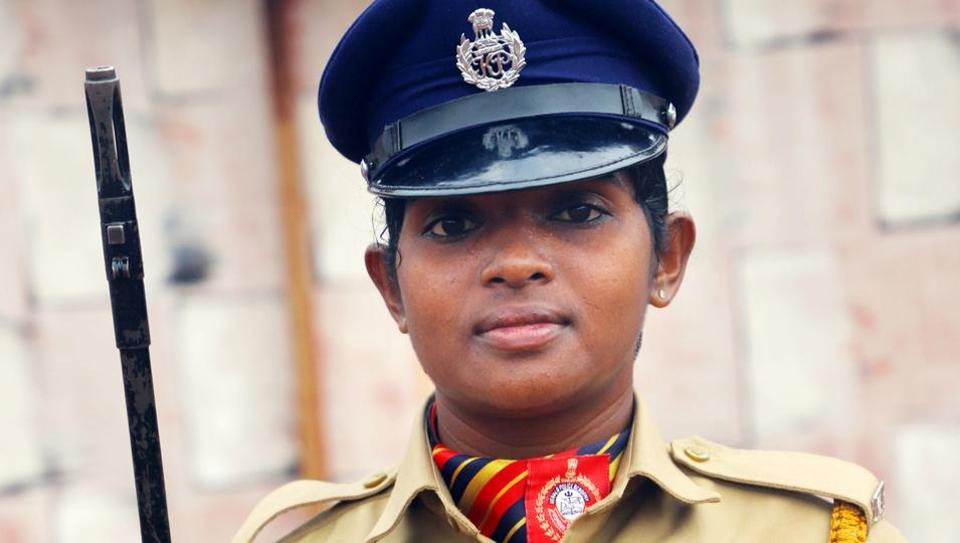 Chandrika Civil Police Officer
