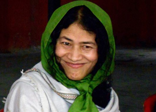 on-mother's-day,-irom-sharmila-gives-birth-to-twin-girls-in-bengaluru