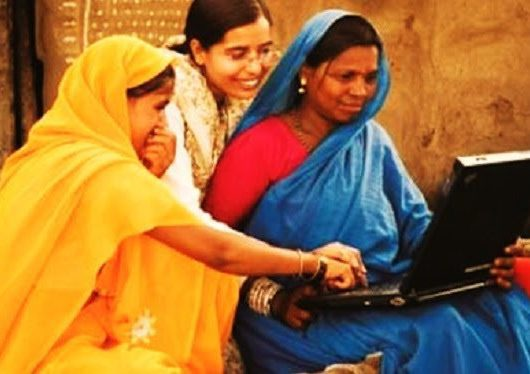 50 percent women panchayats