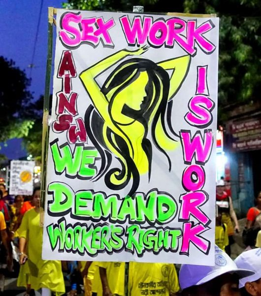 sex workers violence