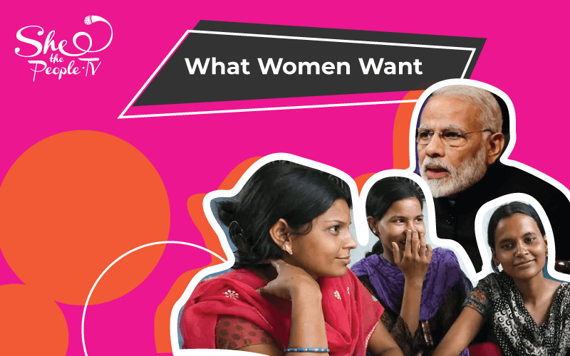 Narendra Modi BJP Government Women