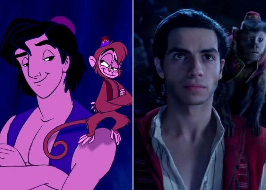 Aladdin stereotyping