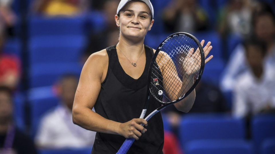 Ashleigh Barty WTA Player