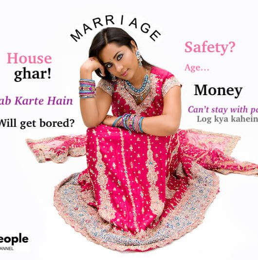 Strangest reasons women are told to get married