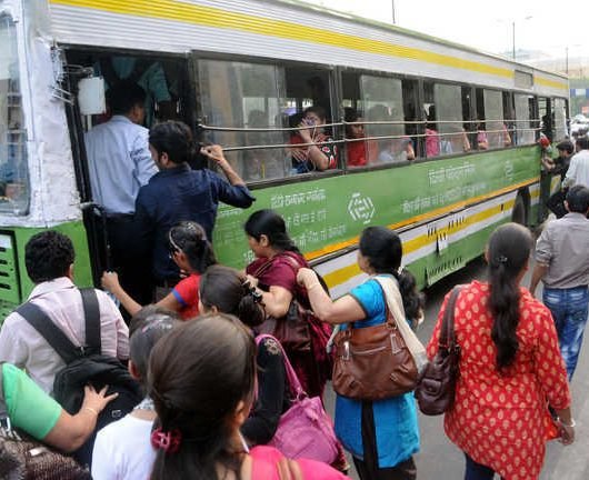 DTC Buses Women's Safety