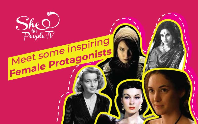 inspiring female protagonists