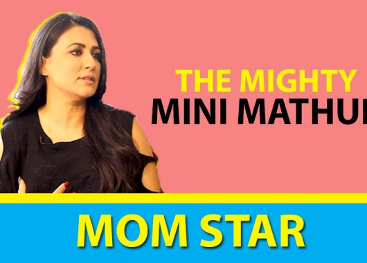 mini mathur motherhood