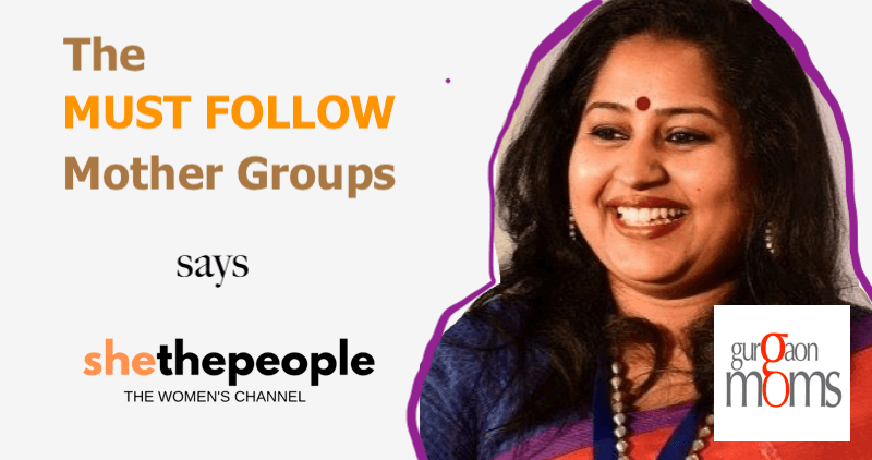 Gurgaon Moms Must follow facebook groups for moms copy