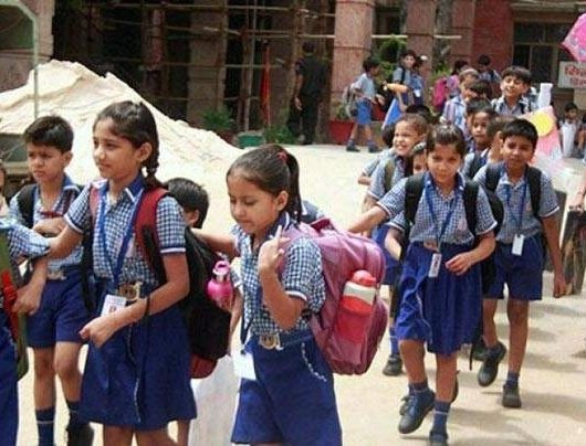 remit school fees, Odisha school reopens