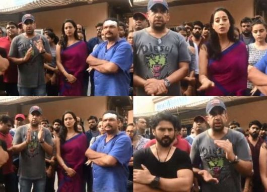 mahie-gill-assaulted-by-goons-while-shooting,-crew-refuses-police-help