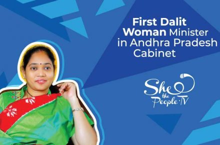 First Dalit Woman Minister