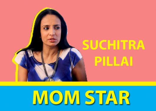 suchitra pillai motherhood
