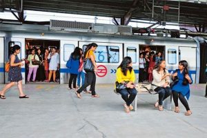 Delhi Metro, Delhi Metro Women's Convenience Lounge