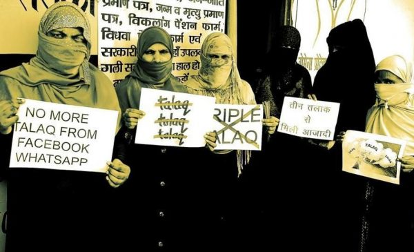 74 MPs opposed Triple Talaq Bill, Muslim woman challenge triple talaq
