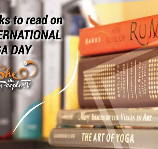 yoga day books