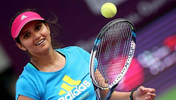 Sania Mirza Fed Cup Heart Award