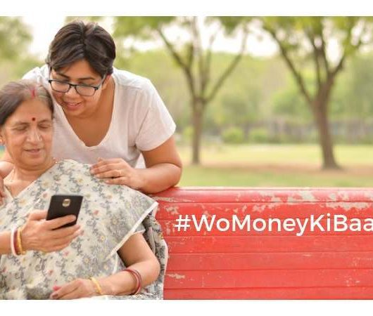 WoMoneyKiBaat mother daughter money talk