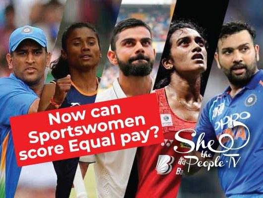 Pay Gap Sports