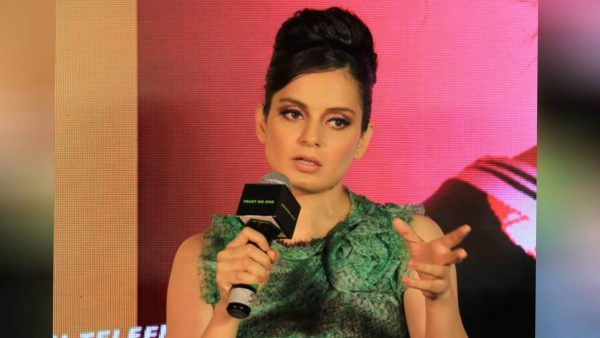 Y-Plus Category Security Kangana Ranaut.