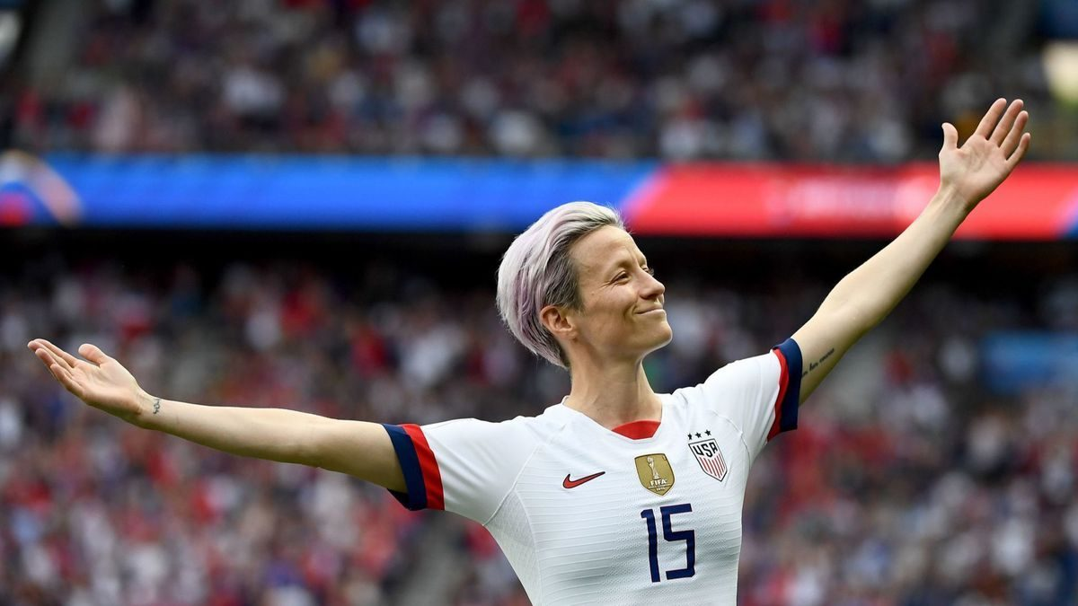 Megan Rapinoe, US Soccer Women Equal Pay Lawsuit