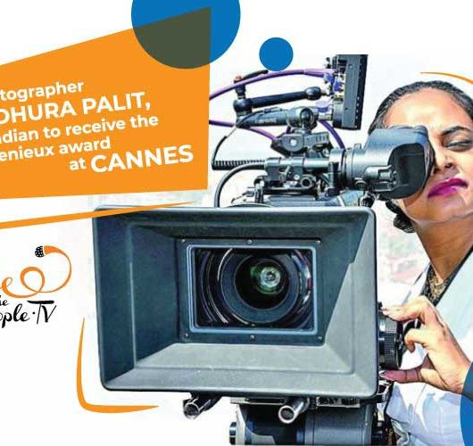 cinematographer Modhura Palit
