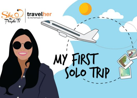 first solo trip