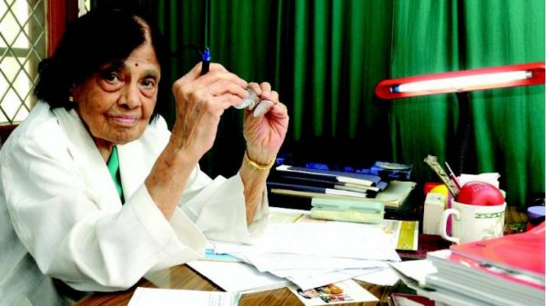 Dr S Padmavati Iyer (Pc- India Today)