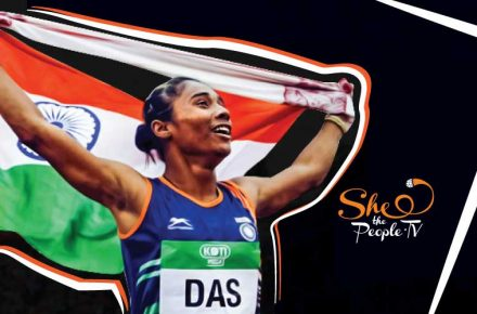 Hima Das 4th gold