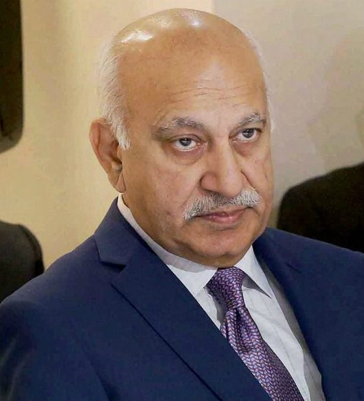 MJ Akbar witnesses