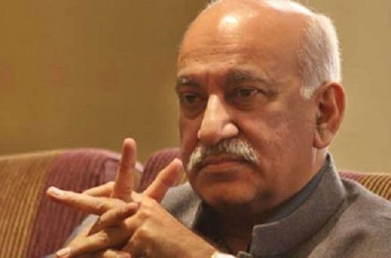 MJ Akbar Witness