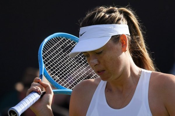 Maria Sharapova quits