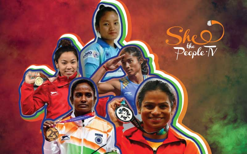 Indian sportwomen