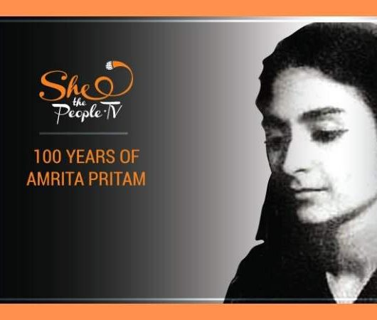 100 Years of Poet Amrita Pritam