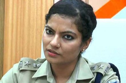 Woman IPS Officer