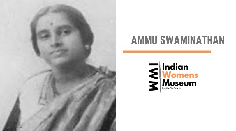 Ammu Swaminathan/Indian Female Freedom Fighters